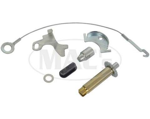 Ford Thunderbird Brake Shoe Self Adjuster Repair Kit, 5 Pieces, Right, Front Or Rear, 1961-66