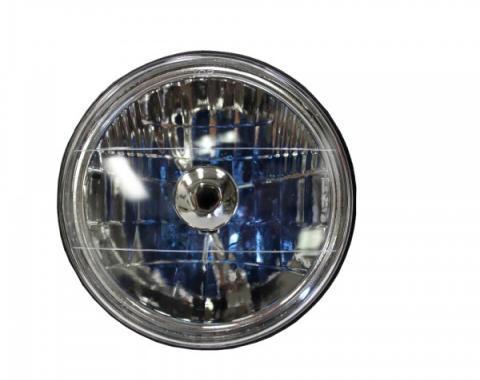 Corvette Headlight, 5 3/4 Inch Round Elite Diamond 1959-1982