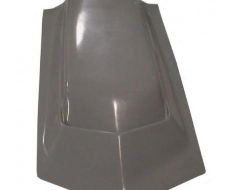 Hood Scoop, L88 Style, Fiberglass, Extra Long And High