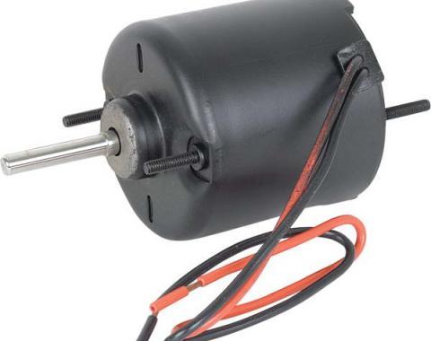 Heater Motor - 6 Volt - Single Speed - Ford & Mercury