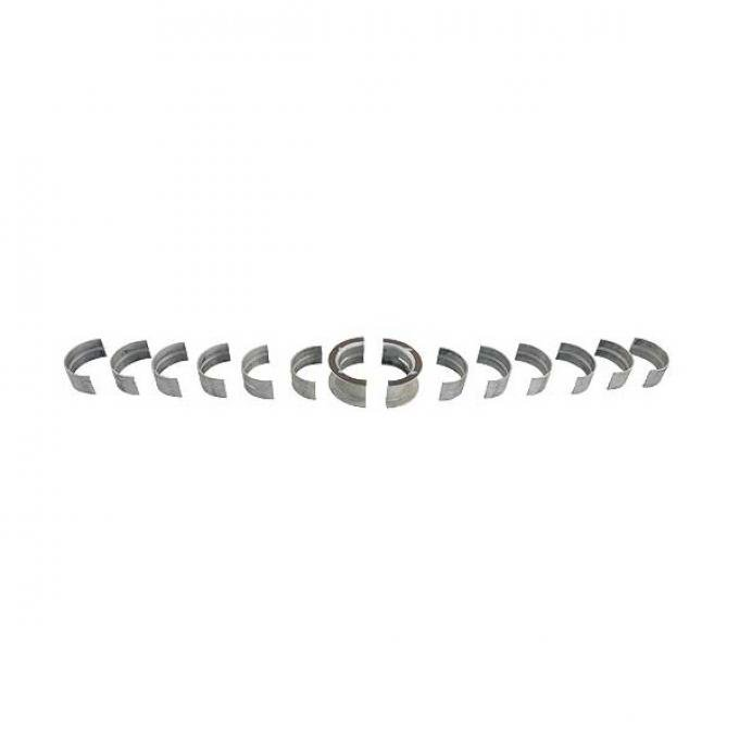Ford Mustang Main Bearing Set - 200 6 Cylinder - Choose Your Size