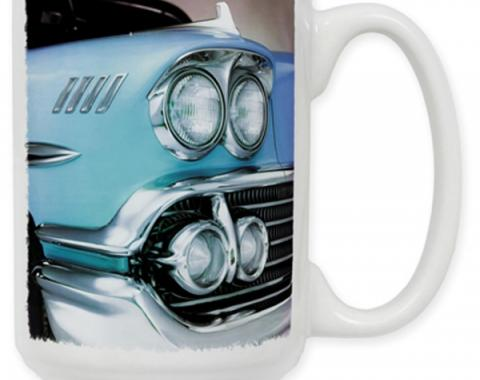 58 Chevy Grill Coffee Mug