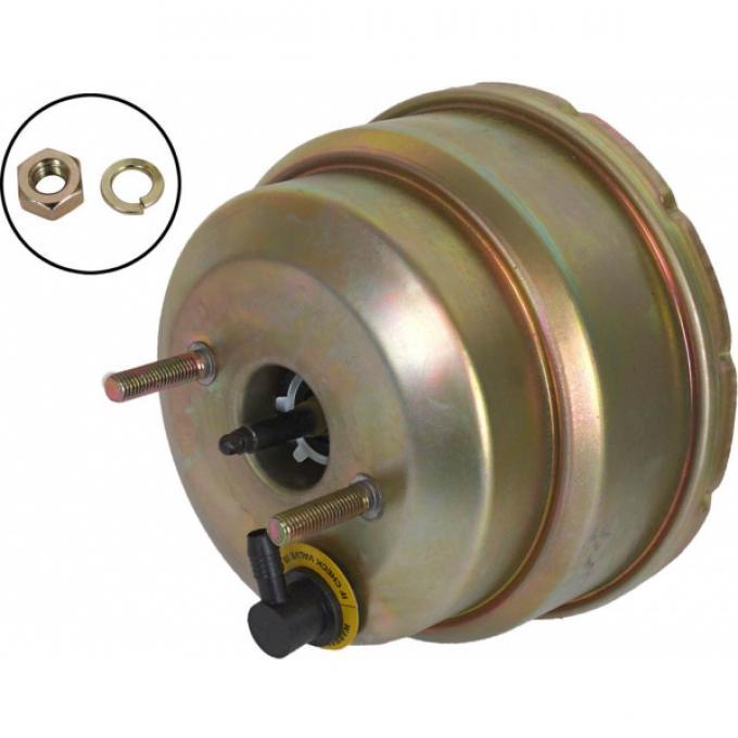 "Bronco 8"" Dual Diaphragm Brake Booster, 1966-1977"