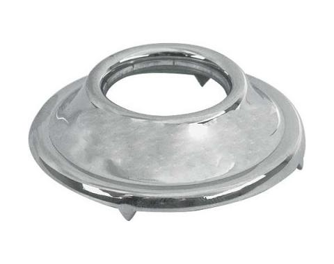 Door Handle Escutcheon - Stainless Steel - Ford Closed Car