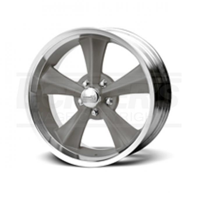 Chevy or Gmc Grey Booster Wheel, 18x8, 5x5 Pattern,1967-1987