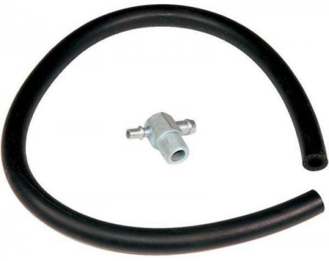 Chevy Vacuum Hose Kit, Brake Booster, With T Fitting 1949-1954