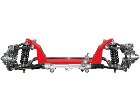"""TCI Coilover Independent Front Suspension Kit, 4.50"""" Ford Bolt Pattern, 1953-1956 Truck"""