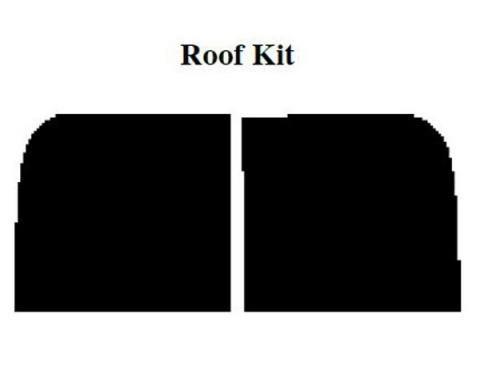AcoustiSHIELD - Roof Insulation Kit - Pickup