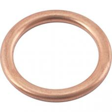 Oil Pan Drain Plug Gasket - Copper - Use With B6730 Or B6730M - 4 Cylinder Ford Model B