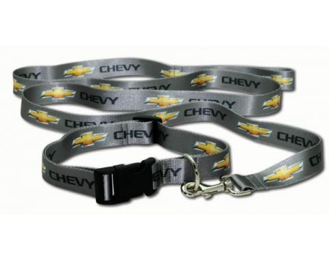 Dog Collar, Chevy Bowtie