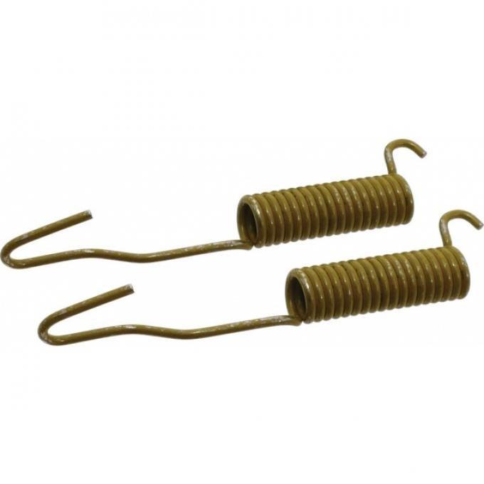 Brake Shoe Return Spring - Rear - 4-9/16 Long - For 10 Or 11 Brakes