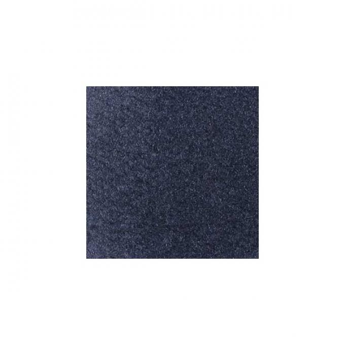 "Upholstery Vinyl - Blue Nylon Plush - 54"" Wide - Sold By The Yard"