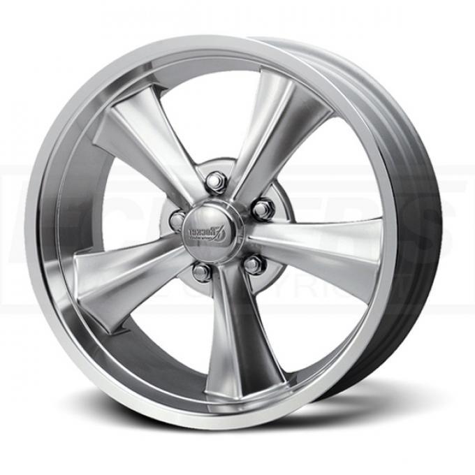 Chevy or Gmc Hyper Silver Booster Wheel, 20x8.5 5x5 Pattern,1967-1987