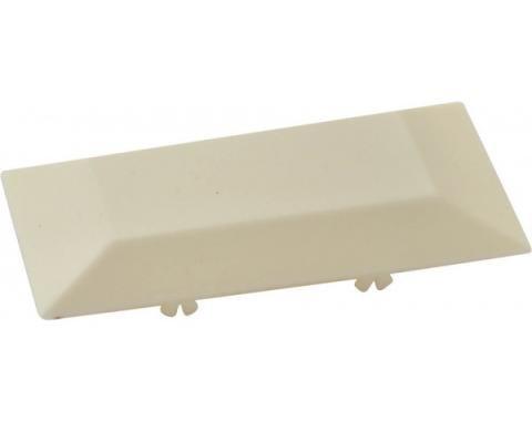Daniel Carpenter Dome Light Lens - White Plastic C60Z-13783