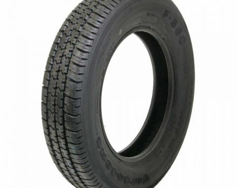 Tire - P205/50R17 - 17 - 7/8 Whitewall Radial - American Classic
