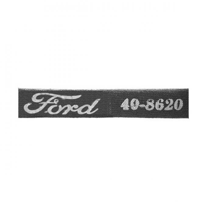 Fan Belt - 55 - With Ford Script - Ford Flathead V8 85 HP -Ford Truck