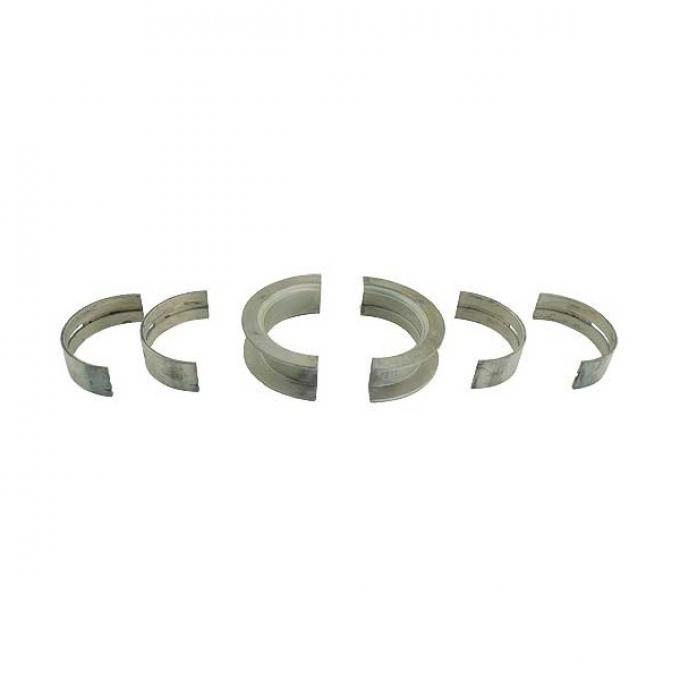 Main Bearing Set - .010 Oversize - 250 6 Cylinder
