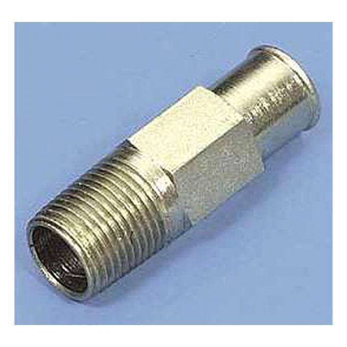 Chevy Heater Hose Nipple Fitting, 1949-1954