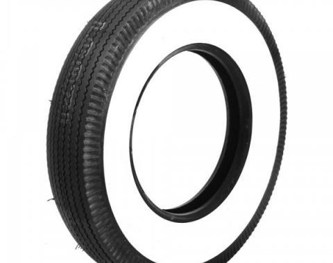 Tire - 6.50 X 16 - 4 Whitewall - Firestone