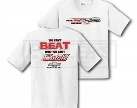 """""""You Can't Beat What You Can't Catch"""" Tee, Youth"""