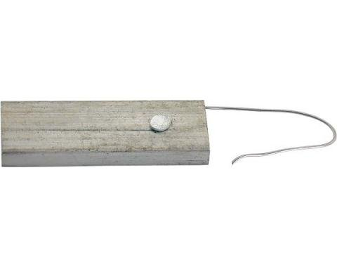 Aluminum Head Saver - USA Made - Sacrificial Anode