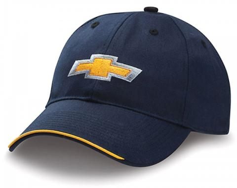Chevrolet Navy Twill Cap