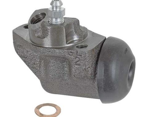 Ford Pickup Truck Front Wheel Cylinder - 1-1/8 Bore - F250 & F350 - 2-Wheel Drive - Right