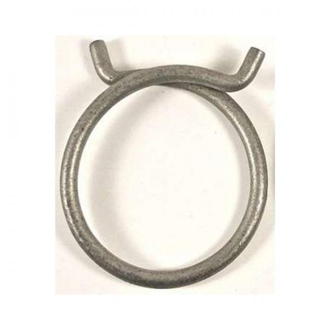 Chevy Truck Radiator Hose Clamp, Spring Ring Style, Lower, 1949-1957