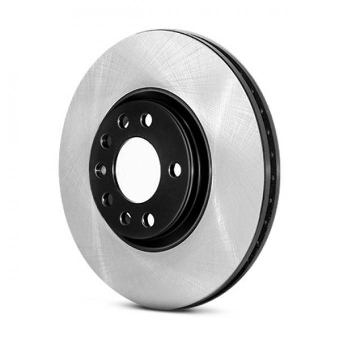 Ford Pickup Truck Front Disc Brake Rotor - Single Rear Wheels - From Serial# V80,001 - F350