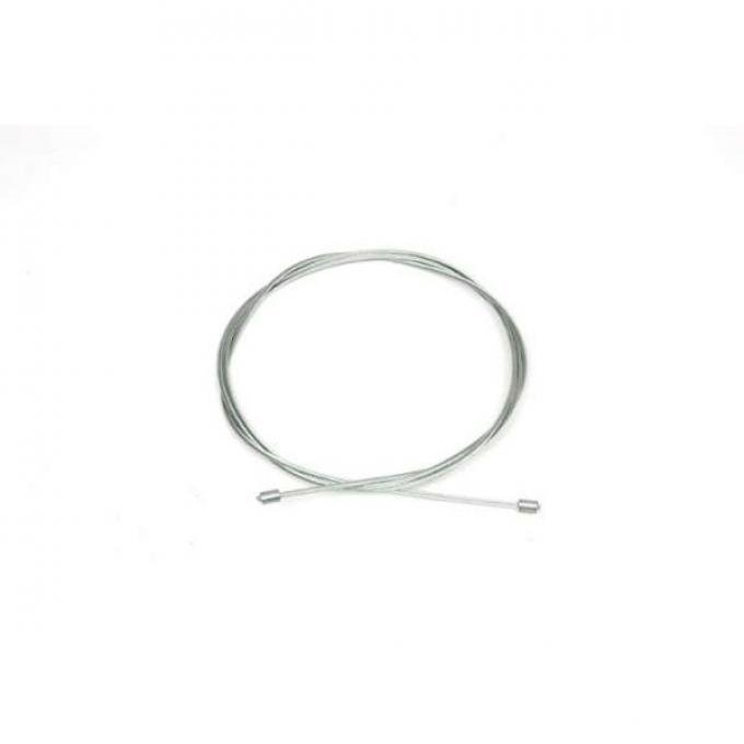 Chevy Or GMC Truck Parking Brake Cable, Rear Left, 75.83 Inch Length 1988-1989