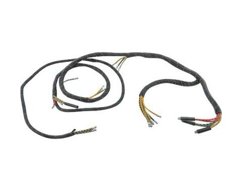 Headlight Wiring Harness - Use With 1GC, 11C, & 51C-14401 -Ford Pickup & Truck Except C.O.E.