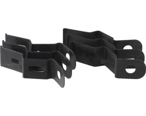 Chevy And GMC Truck Dash Pad Clip Set, 1981-1991