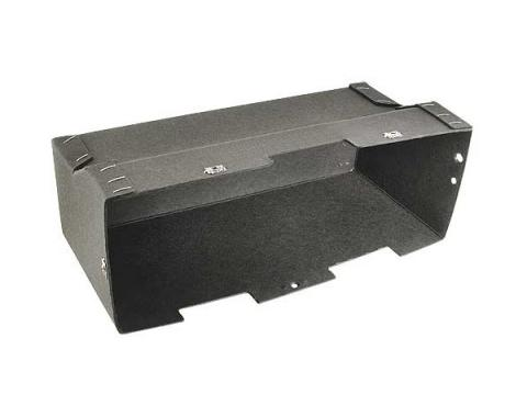 Glove Box Liner - Original Cardboard Type - With Clips Already Installed