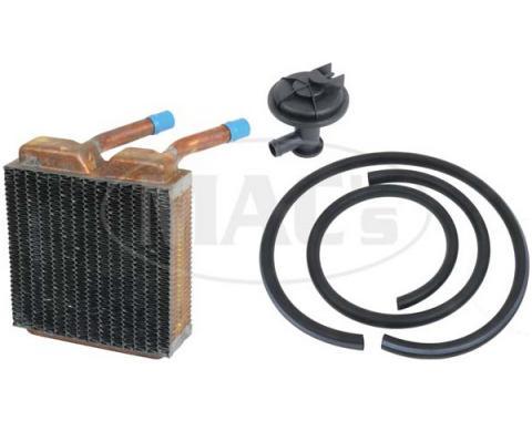 66 Fair/Comet/Ranc/Falcon Heater Component Kit, (6 Cyl AC)