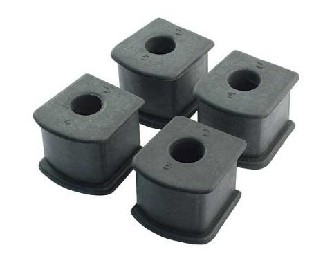 Stabilizer Bar Bushing Kit - 4 Pieces - Edsel Except Station Wagon