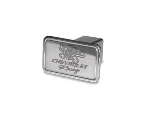Chevy Or GMC Truck Billet Hitch Cover, Engraved