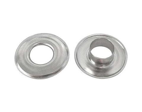Ford Cinch Fastener Eyelet & Washer Set - Nickel