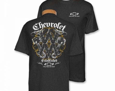 Chevrolet Scorched Piston T-Shirt