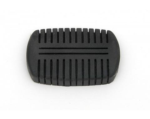 Chevy Truck Brake Or Clutch Pedal Pad, 1955-1959