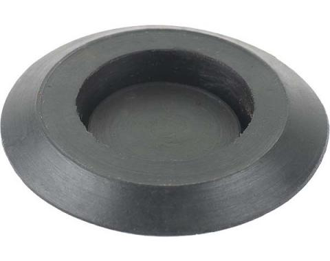 Ford Pickup Truck Rubber Plug - For Side Panel On StylesideBed - 1-1/8 Diameter - F100 Thru F250