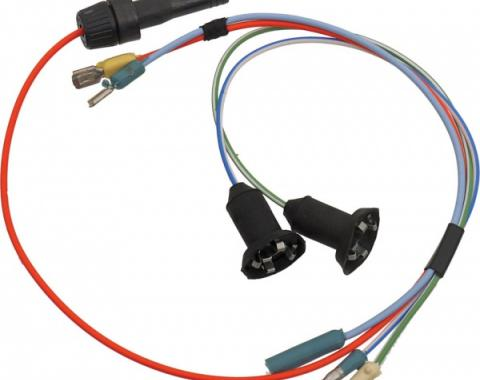 Ford Pickup Truck Turn Signal Flasher Wires - PCV Wire - Does Not Include Flasher