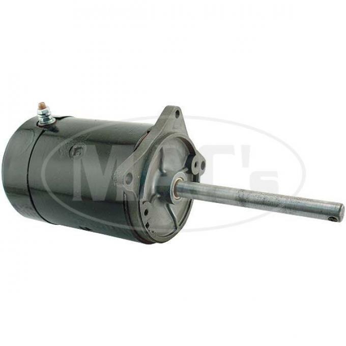 Starter Motor - Remanufactured - 6 Volt