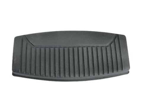 Ford Pickup Truck Brake Pedal Pad - Manual & Automatic Transmission - For Pedal Without Metal Trim - Genuine Ford - F100 Thru F350