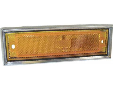 Chevy Or GMC Truck - Front Side Marker Light, Left, 1981-1991