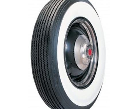 Tire - 700 X 15 - 4 Whitewall - Tubeless - Lester