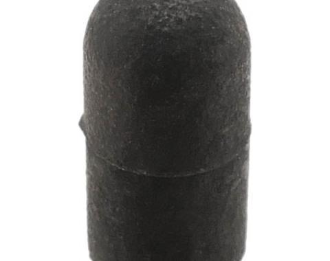 Vacuum Line Rubber Caps - For 3/16 Tube - 5 Piece Set