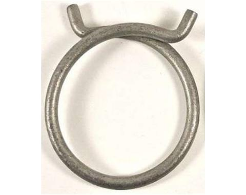 Full Size Chevy Radiator Hose Clamp, Spring Ring Style, Upper, 1958