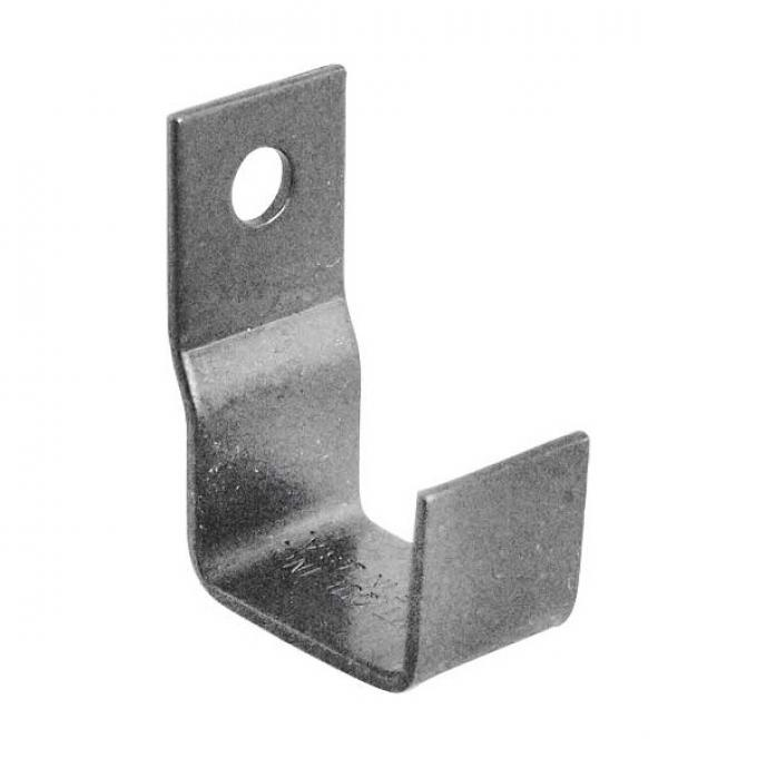 Emergency Cable Guide Brackets - Without Rubber Bushings (91A-2271) - Ford Pickup Truck