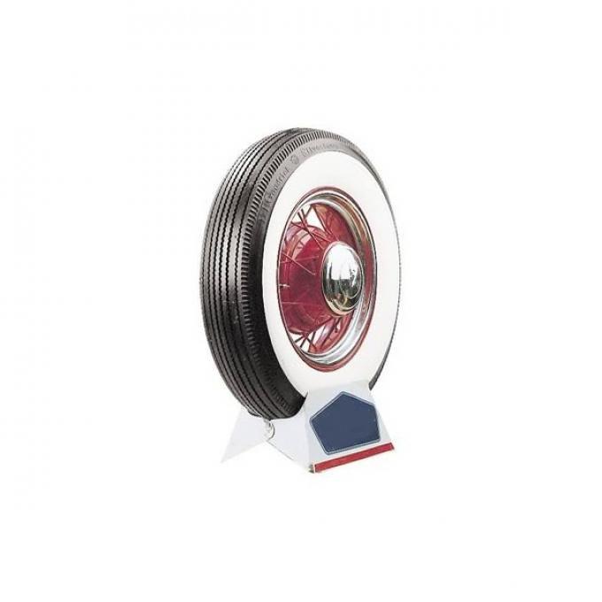 Tire - 600 X 16 - 3-1/2 Whitewall - BF Goodrich