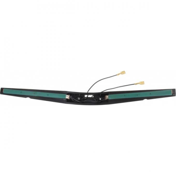 Daniel Carpenter Steering Wheel Horn Switch - 2 Spoke D2AZ-13875